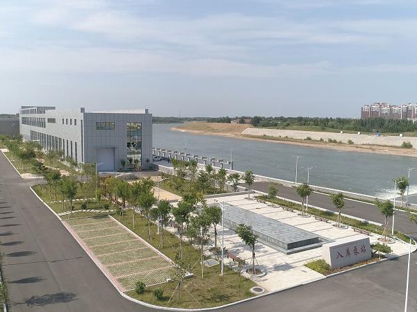 峡山水库胶东地区调蓄战略水源地工程-潍河下游调水入库工
